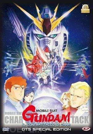 Risultati immagini per Mobile Suit Gundam - Il Contrattacco di Char